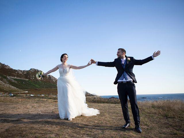 La boda de Ruben y Elena en Baiona, Pontevedra 47