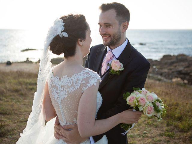 La boda de Ruben y Elena en Baiona, Pontevedra 56