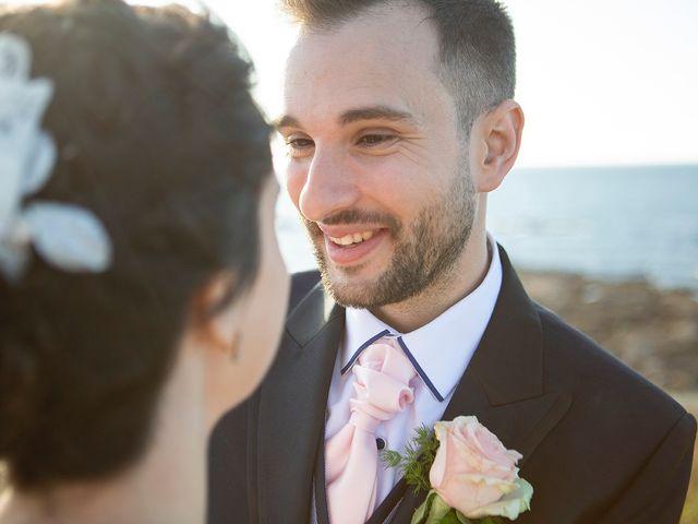 La boda de Ruben y Elena en Baiona, Pontevedra 61