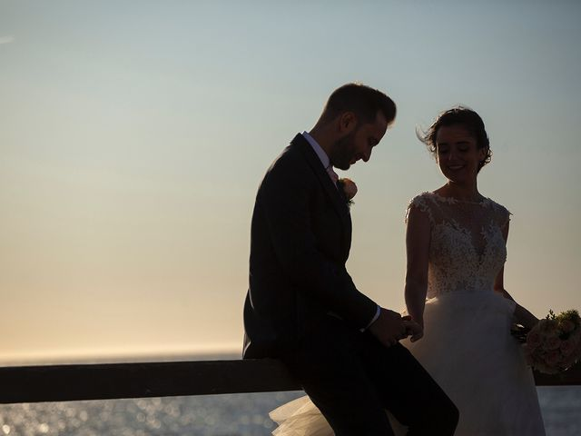 La boda de Ruben y Elena en Baiona, Pontevedra 59