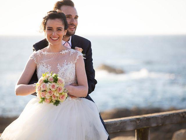 La boda de Ruben y Elena en Baiona, Pontevedra 58