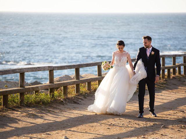 La boda de Ruben y Elena en Baiona, Pontevedra 63
