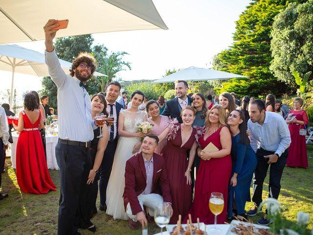 La boda de Ruben y Elena en Baiona, Pontevedra 69