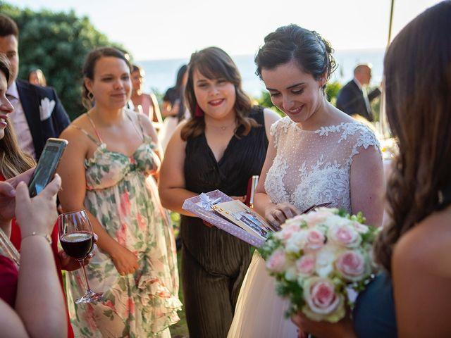 La boda de Ruben y Elena en Baiona, Pontevedra 70