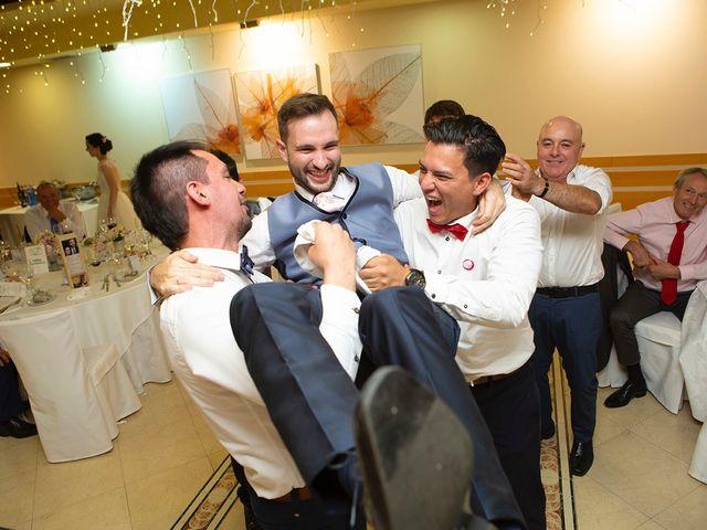 La boda de Ruben y Elena en Baiona, Pontevedra 76