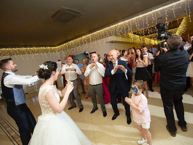 La boda de Ruben y Elena en Baiona, Pontevedra 81