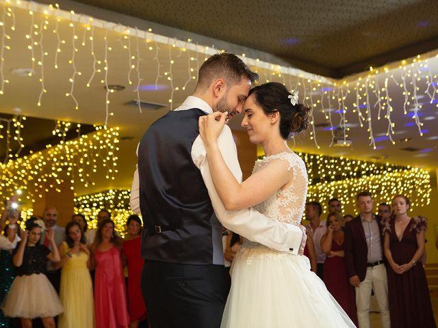 La boda de Ruben y Elena en Baiona, Pontevedra 83