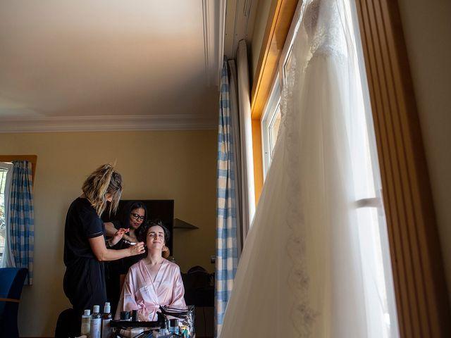 La boda de Ruben y Elena en Baiona, Pontevedra 6