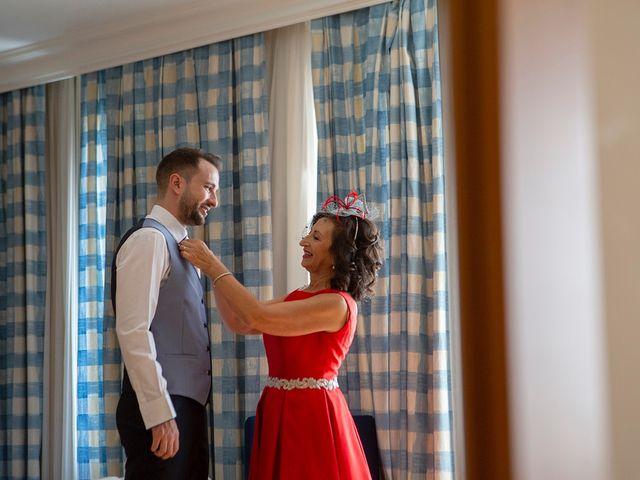 La boda de Ruben y Elena en Baiona, Pontevedra 10