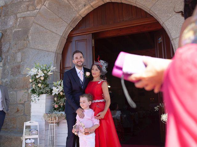 La boda de Ruben y Elena en Baiona, Pontevedra 20