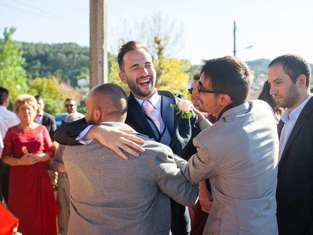 La boda de Ruben y Elena en Baiona, Pontevedra 33