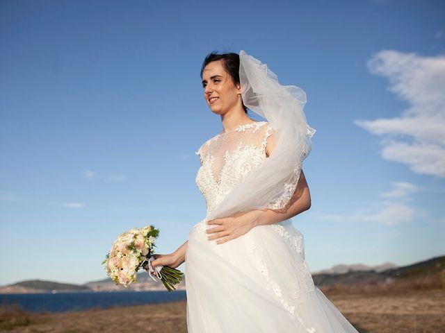 La boda de Ruben y Elena en Baiona, Pontevedra 49