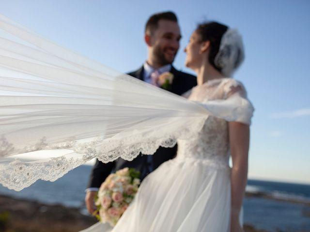 La boda de Ruben y Elena en Baiona, Pontevedra 50