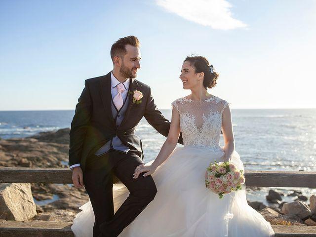 La boda de Ruben y Elena en Baiona, Pontevedra 62
