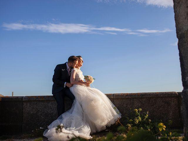 La boda de Ruben y Elena en Baiona, Pontevedra 65