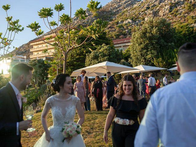La boda de Ruben y Elena en Baiona, Pontevedra 66