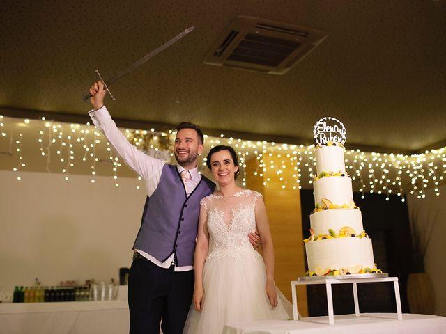 La boda de Ruben y Elena en Baiona, Pontevedra 78
