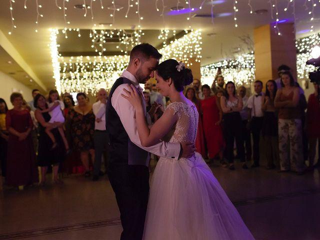 La boda de Ruben y Elena en Baiona, Pontevedra 85