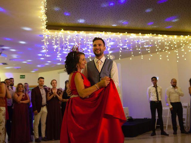 La boda de Ruben y Elena en Baiona, Pontevedra 86
