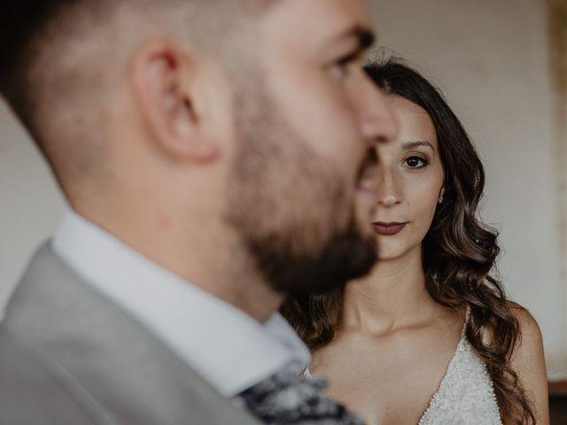 La boda de Guadalupe y Manuel