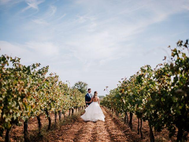 La boda de Juliette y Christopher