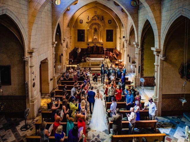 La boda de Maria y Jaime en Esporles, Islas Baleares 38