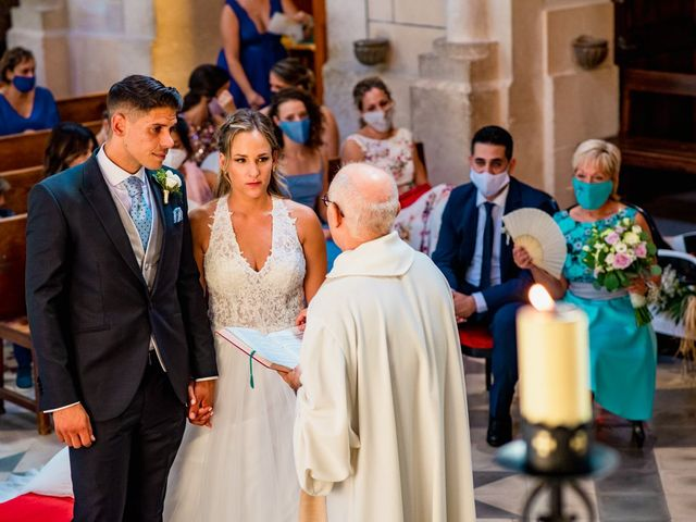 La boda de Maria y Jaime en Esporles, Islas Baleares 40