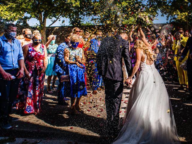 La boda de Maria y Jaime en Esporles, Islas Baleares 43