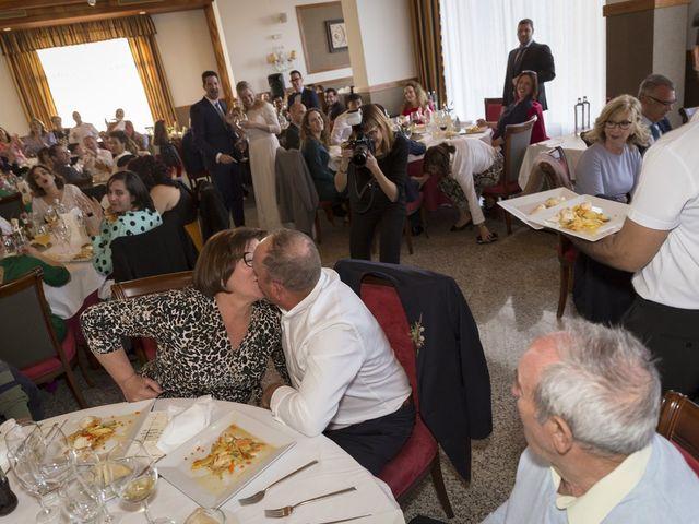 La boda de Alberto y Luz en Urbanización Campoamor, Alicante 15