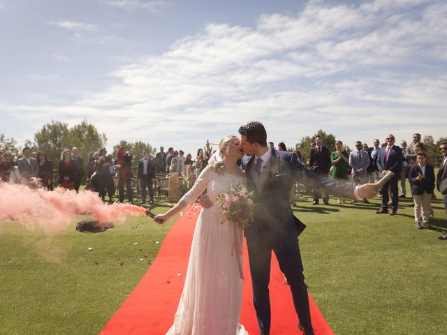 La boda de Alberto y Luz en Urbanización Campoamor, Alicante 22