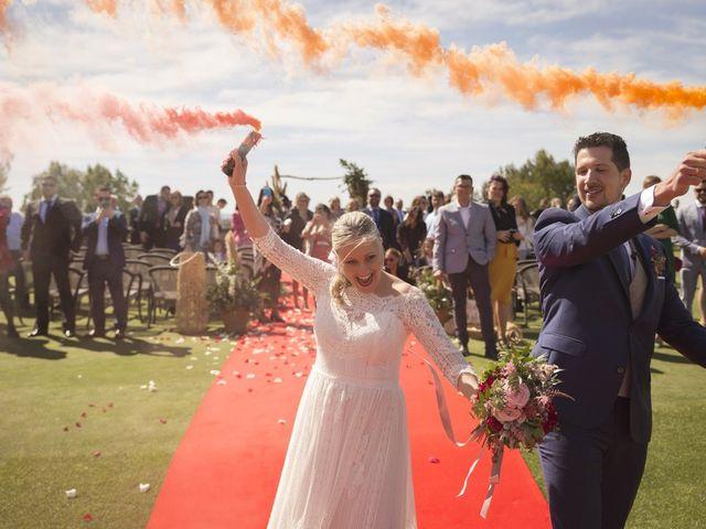 La boda de Alberto y Luz en Urbanización Campoamor, Alicante 24
