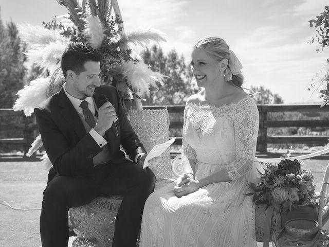 La boda de Alberto y Luz en Urbanización Campoamor, Alicante 28