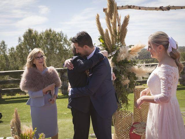 La boda de Alberto y Luz en Urbanización Campoamor, Alicante 29