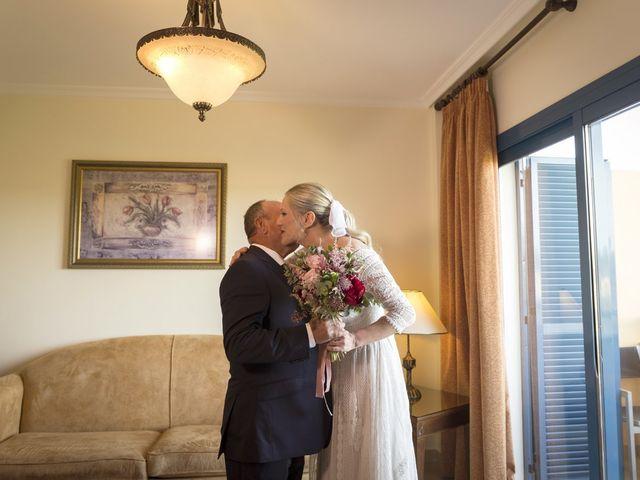 La boda de Alberto y Luz en Urbanización Campoamor, Alicante 41