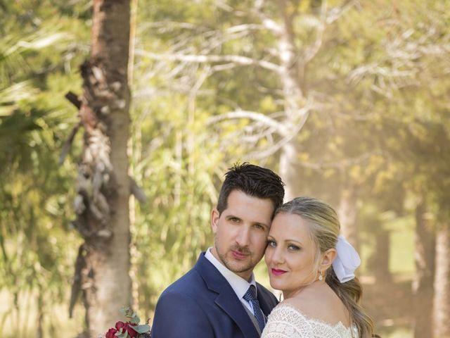 La boda de Alberto y Luz en Urbanización Campoamor, Alicante 64