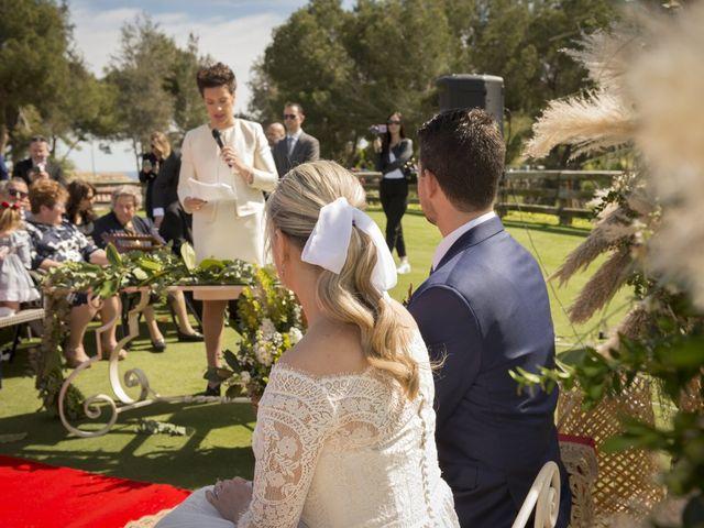 La boda de Alberto y Luz en Urbanización Campoamor, Alicante 74