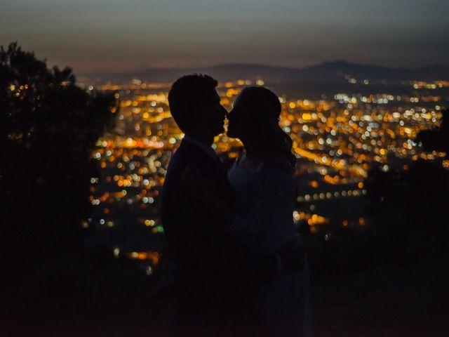 La boda de Alberto y Luz en Urbanización Campoamor, Alicante 1