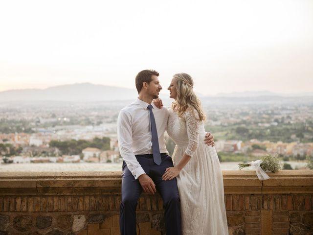 La boda de Alberto y Luz en Urbanización Campoamor, Alicante 109