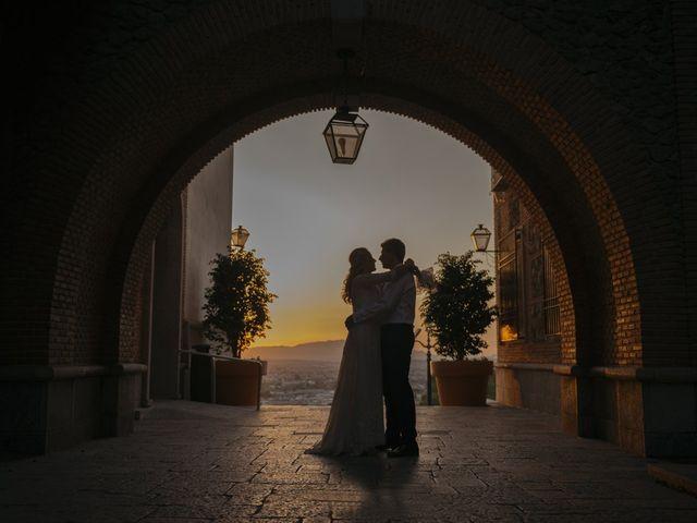 La boda de Alberto y Luz en Urbanización Campoamor, Alicante 111