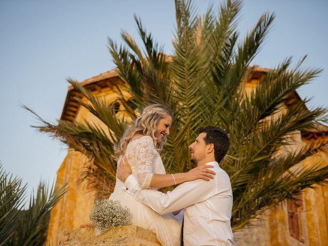 La boda de Alberto y Luz en Urbanización Campoamor, Alicante 112