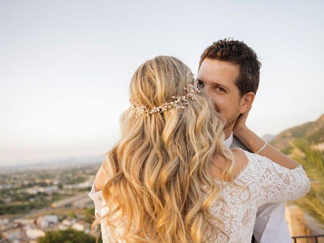 La boda de Alberto y Luz en Urbanización Campoamor, Alicante 113