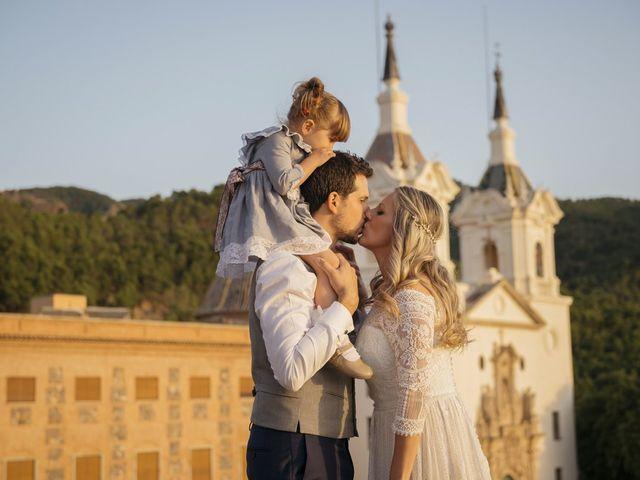La boda de Alberto y Luz en Urbanización Campoamor, Alicante 114