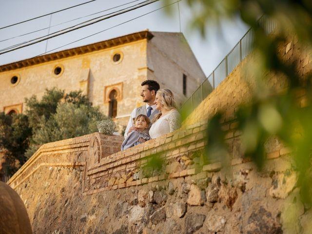 La boda de Alberto y Luz en Urbanización Campoamor, Alicante 118