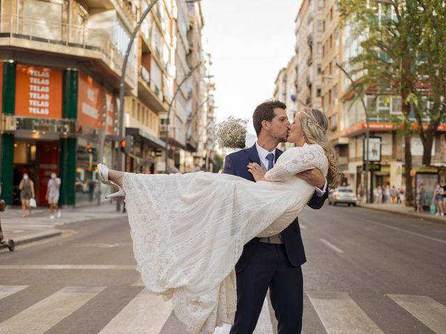 La boda de Alberto y Luz en Urbanización Campoamor, Alicante 119