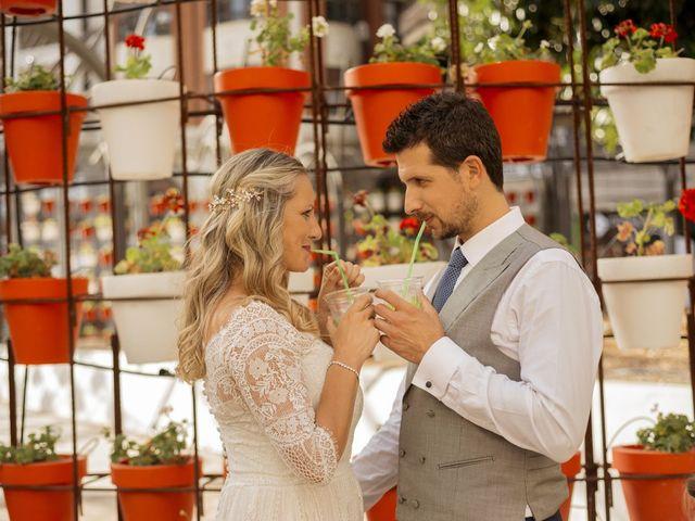 La boda de Alberto y Luz en Urbanización Campoamor, Alicante 125