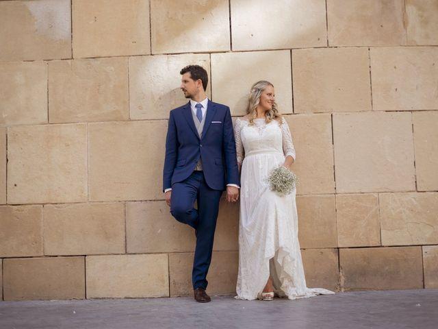 La boda de Alberto y Luz en Urbanización Campoamor, Alicante 2