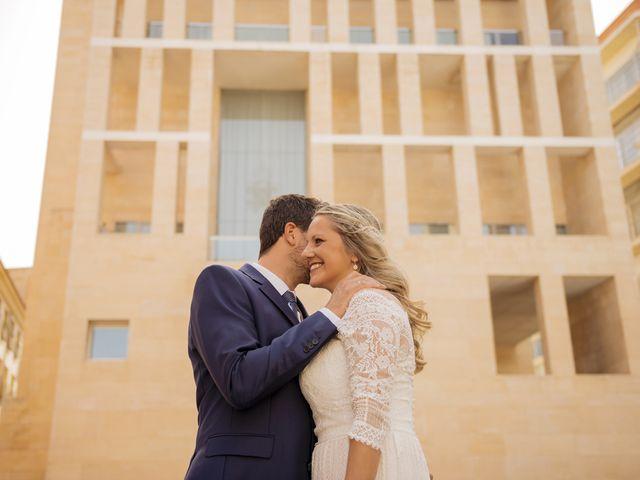 La boda de Alberto y Luz en Urbanización Campoamor, Alicante 131