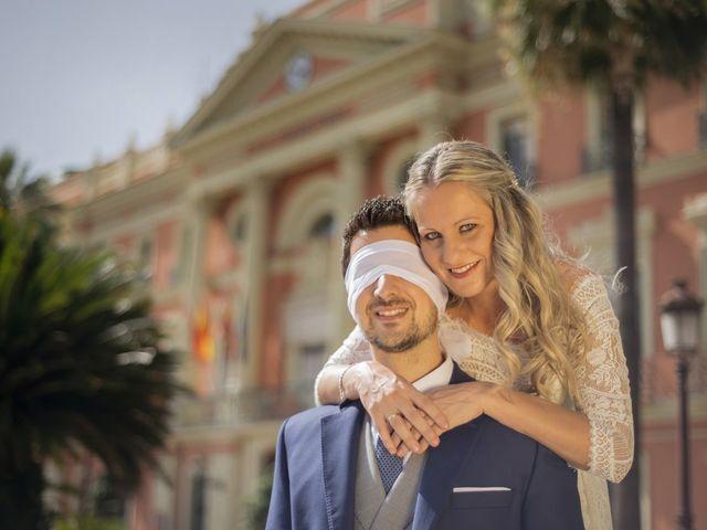 La boda de Alberto y Luz en Urbanización Campoamor, Alicante 132