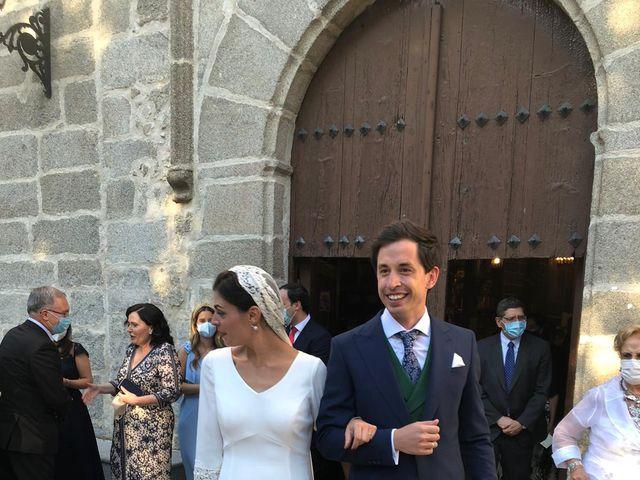 La boda de Samuel y Sonsoles en Ávila, Ávila 2