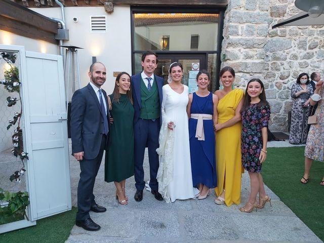 La boda de Samuel y Sonsoles en Ávila, Ávila 3
